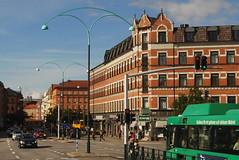 Malmo (J_Piks) Tags: streetlighting streetlights lampposts street road