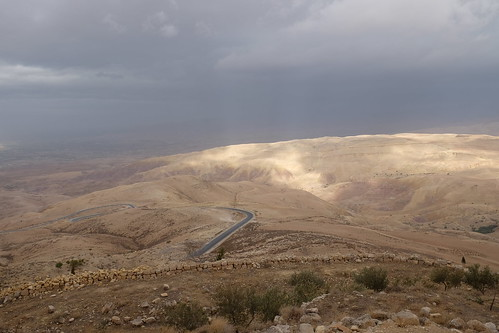Road to the Dead Sea