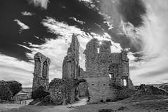 Corfe Castle (Linda Martin Photography) Tags: dorset swanage corfecastle nationaltrust wareham purbeckhills englishcivilwar nature uk williamtheconqueror coth