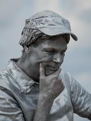 Living Statues-06 (FishOnChips) Tags: livingstatues noordwijk
