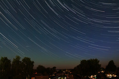 (aburlakov) Tags: star trail night long exposure dark earth rotation