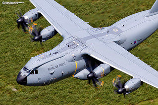 ZM407 Royal Air Force Airbus A400M