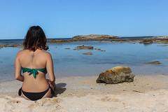 IMG_4287 (lauraserra3) Tags: girl sea nature sun summer people