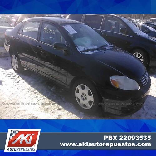 "Toyota-corolla-2003 <a style=""margin-left:10px; font-size:0.8em;"" href=""http://www.flickr.com/photos/141023675@N04/35929966533/"" target=""_blank"">@flickr</a>"