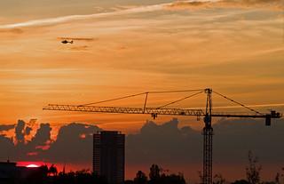 Sonnenuntergang Christoph 31 D-HBYH