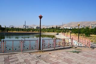 Azadi Park, Sulaymaniyah, Iraqi Kurdistan