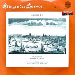 Boyce The Eight Symphonies - Janigro Amadeo 1 (sacqueboutier) Tags: vintage vinyl vinylcollection vinyllover vinylnation vinylcollector lp lplover lps lpcollection lpcover lpcollector lpcoverart records record music classical classicalmusic