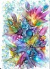 Alcohol ink original painting, A4 size, on yupo paper. Blooming Painting by Egle. (bloomingpainting) Tags: alcoholinks ink alcoholink inkpainting inkart painting yupopaper