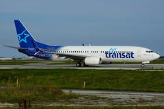 C-GTQC (Air Transat) (Steelhead 2010) Tags: airtransat boeing b737 b737800 yyz creg cgtqc