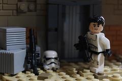 Dark Times Sig-Fig - Stormtrooper (Jan, The Creator) Tags: darktimes t21 e11 stormtrooper lego murkhana