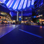 Central forum of the Sony Center thumbnail