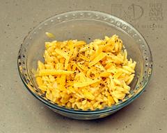 Aged Gouda Orzo - D&D_2064 (Deft & Daft) Tags: blackpepper breakfast dinner pasta garlic onions agedgouda gouda orzo august 2017