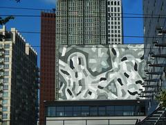 The Hague (JoséDay) Tags: thehague denhaag spuiplein •buildings mural historiccitycenters hcccity hcccitygroup