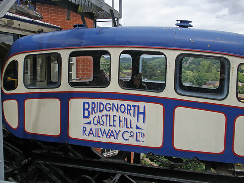 Bridgnorth Castle Hill Railway Co. Ltd.