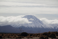 Ruapehu IMG_4978 (ZK-NGJ) Tags: one end an arrestor wire system 05 september 2017 ohakea nzoh desert rd no wonder car keep giving me ice warnings it was 1°c 5am i driving
