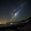 Milky Way over Catherine Hill Bay (JasonBeaven) Tags: milkyway galaxy galaticcore night stars nightsky astro astrophotography catherinehillbay centralcoast nsw australia print photo photographer jasonbeaven