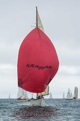 Khayyam (Matchman Devon) Tags: classic channel regatta 2017 st peter port paimpol khayyam