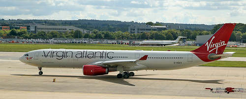 Virgin Atlantic Airways / Airbus A330-343 / G-VSXY