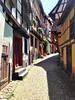 Une ruelle d'Eguisheim (mamietherese1) Tags: hautrhin 68 world100f phvalue