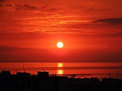 Amanecer (Antonio Chacon) Tags: andalucia amanecer costadelsol cielo españa spain sunset sol marbella málaga mar mediterráneo