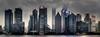 when the clouds fall (Rob-Shanghai) Tags: shanghai city cityscape modernchina leica 75mm pano lujiazui skyline towers clouds skyscrapers sky wfc jinmao huangpu river m240