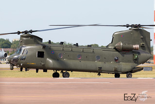 ZA720 Royal Air Force Boeing CH-47D Chinook