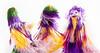 Hairry the Monster (SASHA KISSELKOVA) Tags: hahairry costumedesign sashakisselkova kisselkova hair colors kuker kukeri hairry monster charakter