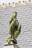 Epis de faîtage (Dicksy93) Tags: img9469 epis faîtage poinçon toit ardoise statue personnage poisson poterie emaillée le guildo côtes darmor 22 bretagne brittany breizh bzh france europe dicksy93 canon eos 7d ef 100400mm f4556l is usm