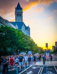 2017.08.13 Charlottesville Candlelight Vigil, Washington, DC USA 8098