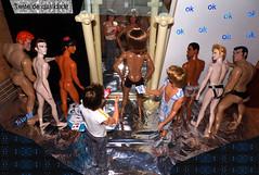 👬👑Qualidade, meninos🍑😻 (FranBoy Monteiro) Tags: doll dolls toy toys boneco bonecos boneca bonecas cute pretty beauty love amor fashion fashionista fashionistas moda outfit clothes look model models gay gayguy guy boy fun diversão cool handsome awesome barbie ken diy handmade integrity finland integritytoys tom disney tomoffinland princedisney prince aladdin