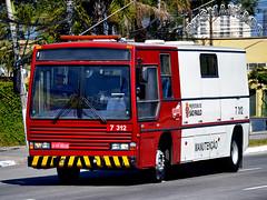 7 312 VIP - Unidade Guarapiranga (busManíaCo) Tags: busmaníaco ônibus bus nikond3100 nikon d3100 vip unidade guarapiranga caio vitória mercedesbenz of1620