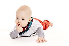 Hmmm? (LalliSig) Tags: kid child photographer iceland portrait portraiture studio white backround high key
