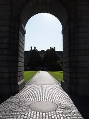 Trinity College (M_Strasser) Tags: trinitycollege trinity college olympus olympusomdem1 ireland irland dublin