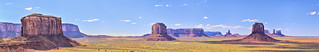 The Magnificient Monument Valley