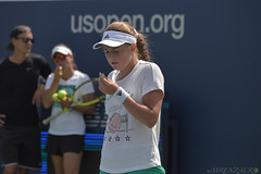 Jelena Ostapenko (mrenzaero) Tags: wta atp tennis jelena ostapenko alona elenavesnina vesnina