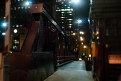 Washington Boulevard Bridge (Jovan Jimenez) Tags: washington boulevard bridge 3585mm sony a6500 tilt shift vivitar series 1 one ilce 6500 lens chiago chicago cook county illinois 1913 mirrorless