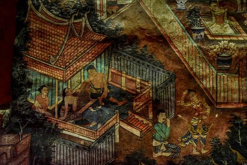 Wat Phra Singh, Chiang Mai, Thaïlande