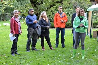 Opening Peerdegaerdts Plukfestijn 2017 - 15 september 2017