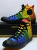 Pride Pack Rainbow Stars - Black & Multi Hi 154792C (hadley78) Tags: converse chucks collection cons ct chucktaylors chuck taylor taylors tops top thatconverseguy guinness worldrecord world record ripleys joshuamueller pride pack rainbow stars