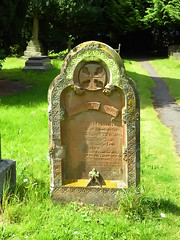 27vii2017 Stokesay 47 (garethedwards36) Tags: grave graveyard memorial churchyard cross stokesay shropshire uk lumix