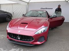 2018 Maserati GranTurismo (jane_sanders) Tags: goodwoodfestivalofspeed goodwood festivalofspeed gfos fos sussex westsussex maseratigranturismo maserati granturismo