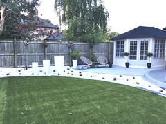 """Kitchen extension and landscaping • <a style=""""font-size:0.8em;"""" href=""""http://www.flickr.com/photos/117551952@N04/36562966490/"""" target=""""_blank"""">View on Flickr</a>"""