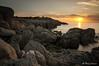 Spanu s'endort ... (Pierrotg2g) Tags: corsica corse sunset soleil mer sea nikon d90 paysage landscape nature flickrcorsicaflickrcorse