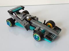 Silberpfeil_AMG (sebeus) Tags: lego amg mercedes formula 1 petronas