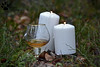 Alcohol in the candle light. (AngelsDiarysPhotography) Tags: candlelight alcohol alkocol woods captain captainmorgan glas nikon nikond nikond31 nikond3100 angelsdiary angelsdiarysphoto angelsdiarysphotography angelsdiaryphotographer photograper photography