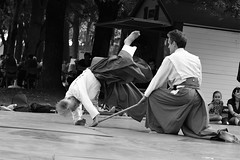 The Way of Aikido II (glarigno) Tags: aikido toulouse d610 sport sports europe europa france street personnes people