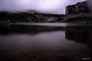 Lago Ercina (Lagos de Covadonga, Picos de Europa)