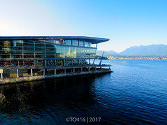 Vancouver (British Columbia) (TO416 Original) Tags: 2017 britishcolumbia canada studio1937 to416 travel vancouver canadaplace conventioncentre tofouronesix tourism touristattraction