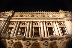 Paris (mademoisellelapiquante) Tags: paris france opera parisopera operagarnier architecture night