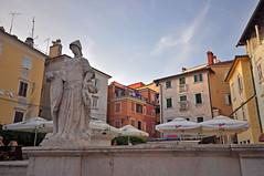 "Trg 1 Maja ""Plaza Primero de Mayo"" (carloscarmor) Tags: slovenija eslovenia slovenia piran pirano istria trg1maja plazaprimeromayo"